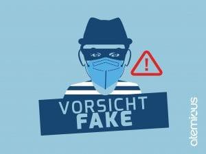 atemious pro ffp2 maske univent medical Faelschungen
